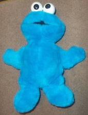 """Tickle Me Cookie Monster Tyco 15"""" Talking Stuffed Plush Toy Tested Vintage 1997"""