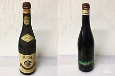 Vino Barolo 1964 Antichi Poderi Dei Baroni D'orsio 70cl 13.5% Nr.4680
