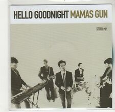 (GF6767) Mamas Gun, Hello Goodnight - 2014 DJ CD