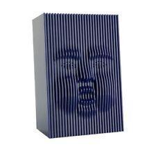 ROTALIANA - EOLO, lampada multifunzione da tavolo, blu