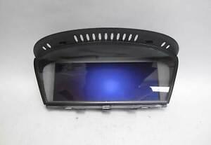 "2009 BMW 8.8"" On-Board Computer TV Navigation Display Alpine OEM E60 E90 E92 E64"
