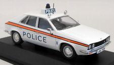 ATLAS Scala 1/43 polizia britannica LEYLAND PRINCESS Staffordshire Auto Modello Diecast