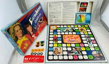 1977 Electra Woman and Dyna Girl Game by Ideal Complete Mint Condition FREE SHIP