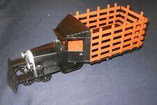 Bachmann Spectrum Rail Truck 1:20.3 Narrow Gauge 82396 Black Unlettered Powered