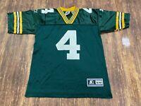 VTG Brett Favre Green Bay Packers Starter NFL Football Jersey - Youth Small/Med