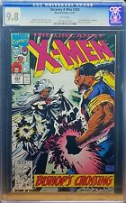X-Men #283 CGC 9.8 NM/M white 1991 Marvel comic 1st Bishop