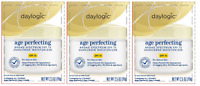 Daylogic Age Perfecting SPF 15 Sunscreen Moisturizer, 2.5 Oz (3 Pack)