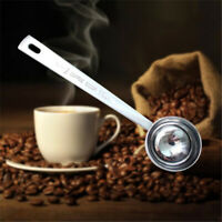 Stainless Steel Coffee Tea Measuring Spoon Tablespoon Scoop Long Handle Spoons