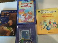 Kinder Bücher zum Schlafen Vorlesegeschichten ab 3, 4 Stück Junge Mädchen