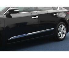 2013-2014 Nissan Altima Chrome Body Side Moldings Left & Right 4 Pcs Set OEM