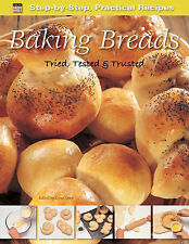 Step-by-Step Practical Recipes: Baking Breads,  , Acceptable | Fast Delivery