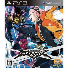 E.X. TROOPERS PS3 Japan import