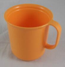 Tupperware Picknicktasse Tasse Trinktasse 330 ml Orange Neu OVP