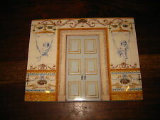 PORTUGAL HOUSES COLLECTION INTERIOR DOOR GARDEN DECOR TILE POTTERY CARBOILA