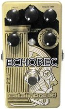 Used Catalinbread Echorec Multi-Echo Drum Echo Delay Guitar Effects Pedal!