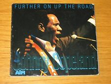 Further On Up the Road by Johnny Copeland (CD, Oct-1993, Aim Records...