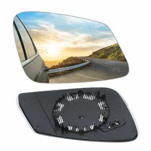 Mirror Glass Heated Passenger Right For BMW F10 528i 550i 535i xDrive 09-16