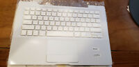 "NIB Apple 13"" MACBOOK White A1181 Keyboard Top Case Late 07, 08, 09   922-9592"