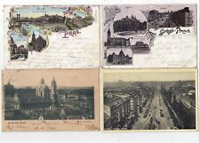 Prag, 4 Karten