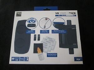 VR STARTER PACK con 11 oggetti per il vostro visore VR ! Nuovo, sigillato !