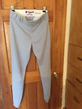 Old KC ROYALS MLB Authentic Gray Road Uniform Pants