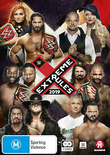 WWE: Extreme Rules 2019 (DVD) NEW & SEALED