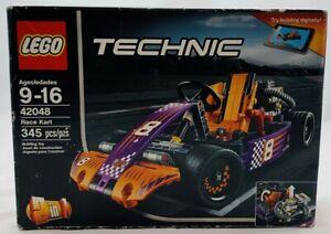 Lego: Technic Race Kart 42048 New/Sealed FREE SHIPPING