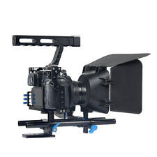 Professional DSLR Rig Handheld Video Camera Stabilizer Support Cage For Sony A7R
