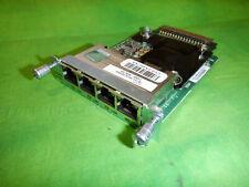 EHWIC-4ESG Cisco Enhanced HWIC 4 port Gigabit RJ-45 Ethernet     #10