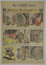 PRINCE VALIANT Full Color SATURDAY PAGE King Features Hal Foster 11/22/1941 #302