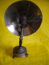 vintage camping Pressure stove radiant heater Optimus No15 with reflector