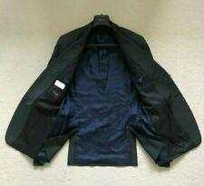 Paul Smith KENSINGTON Wool Mohair blend Blazer Jacket in Steel Grey Size 38