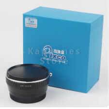 Speed Booster Focal Reducer Lens Adapter Suit For Leica R Lens to Micro 4/3 E-P5
