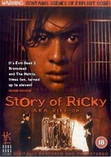THE STORY OF RICKY [aka RIKI-OH] Ngai Kai Lam Violent Martial Arts Epic DVD *EXC