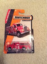 Matchbox Heroic Rescue Trucks Mint on Card (MOC) - Pick Your Vehicle