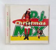 DJ Christmas Mix Various Artists CD 1995 KLM Records Cat# 53092