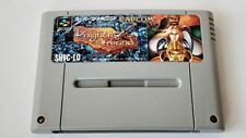 Knights of The Round Super Famicom(SNES) JP GAME Cartridge only/tested-a48-