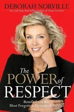 THE POWER OF RESPECT : BENEFITS FROM THE MOST FORGOTTEN ELEMENT OF SUCCESS - HB