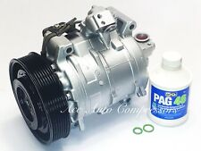 A/C Compressor for Honda Accord 2008-2012 2.4L Reman 1 Yr Wrty.