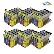 24PK LC75 High Yield Ink for Brother MFC-J430w MFC-J825DW MFC-J835W Printer