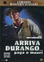 Arriva Durango...Paga O Muori (DVD) Nuovo