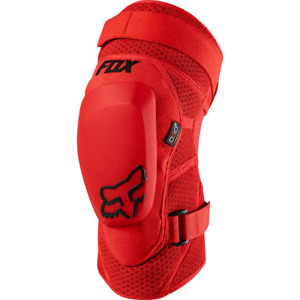 Fox Racing Launch Pro D30 Elbow Pad: Red SM