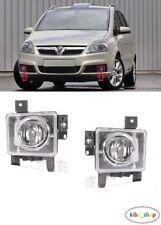 VAUXHALL OPEL ZAFIRA B 2005 - 2008 2X NEW FRONT FOG LIGHT LAMPS LEFT + RIGHT
