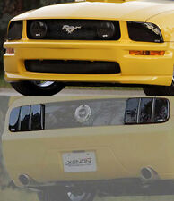 Fits 05-09 Mustang GT GTS Smoke Acrylic Headlight Fog Light Taillight Covers 6pc
