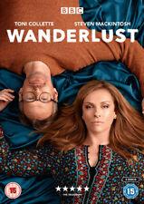 Wanderlust DVD (2018) Toni Collette cert 15 2 discs ***NEW*** Quality guaranteed