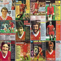 Shoot Football Magazine Focus On Player Pictures Liverpool - Various Choices
