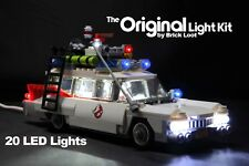 LED Lighting kit for LEGO ® 21108 Ghostbusters™ Ecto-1
