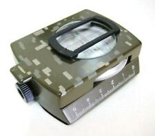 Quality Metal Prismatic Compass - Military Model -Sale!