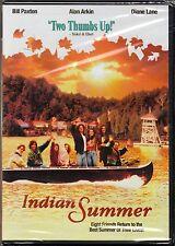 Indian Summer (DVD, 2002) Alan Arkin, Matt Craven, Elizabeth Perkins, Diane Lane