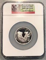 2011-P NGC Australia $8 5 oz Fine Silver Koala PF69 Ultra Cameo 1st Yr of Issue